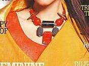 Sonam Kapoor couverture Marie Claire