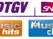 chaînes M6Music s'associent IdTGV
