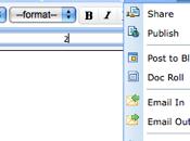 Zoho Writer 2.0, refonte l'interface ajout nouvelles fonctionnalités