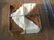 mousse chocolat noir blanc