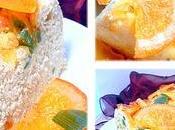 Brioche fruits confits (vegan)