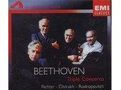 Triple concerto Beethoven (suite) trio choc