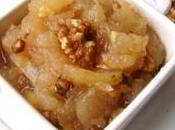 Compote Pommes Noix
