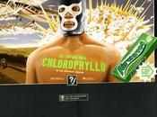 Invencible Chlorophyllo pour vous servir…