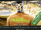 Invencible Chlorophyllo excellente opération branded entertainement signée Airwaves (Post progress)