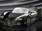 Veyron Vincero Mansory plus pour féroce Bugatti.