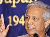 Muhammad Yunus, père micro-crédit