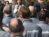Heulliez, nouvelle bataille Sego-Sarko