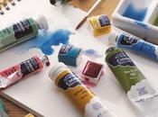 recherche palette idéale l'aquarelliste…