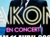 Gagnez places pour l'unique concert d'Akon Paris!