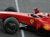 Ferrari reprend couleurs Sepang