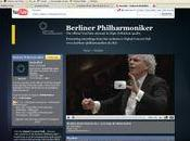 Philharmonique Berlin chaîne Youtube