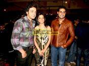 Rani, Abhishek d'autres l'expo Tania Deol.