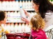 Alimentation nouveau dans supermarchés, mais...