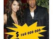 couples mieux payés d'Hollyood
