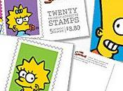 simpsons timbres usa.