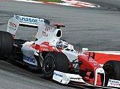 Jarno Trulli vise podium Shanghai