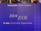 2004-2008: d'actions régionales Limousin