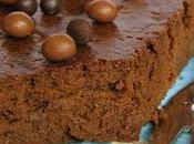 gâteau chocolat mousseux Laurence Salomon