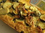 Clafoutis saumon lait coco petits légumes...