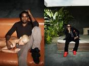 Kanye West Amber Rose Campagne Louis Vuitton (Photos)