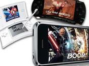 Iphone Nintendo Sony