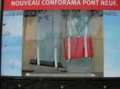 Conforama fait buzz larguant meubles Paris