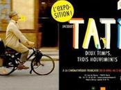 L'affiche l'exposition Tati censurée l'absurdité paroxysme...