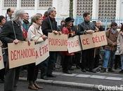 Délinquants solidarité condamnations désavouant Eric Besson