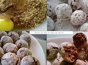 Bouchées cacahuète