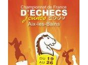 Championnat France d'échecs Jeunes ronde 14h30