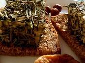 Crottin tofu herbes