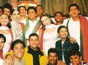 Rani, Aishwarya, Karisma Shah Rukh Khan sont amis