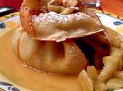 Aumônières pommes caramel fleur sel...
