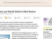HADOPI Patrick Zelnik Rémi Bouton, point comme autre mais piètre argumentation