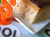 Carrés Rice Krispies millionaire