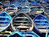 barques bleues d'Essaouira