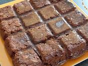 Brownie chocogingembre amandes grillées...