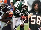 Miettes Lundi: Braylon Edwards, Thomas Jones, rival capillaire pour Polamalu plus...