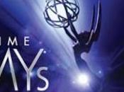"59èmes ""Emmy Awards"" Soprano finissent beauté Jeremy Piven triomphe"