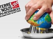 """Terre nous"""" Cité Sciences Exposition manquer"""