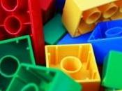 images gigantesque mosaïque Lego hommage J.K. Rowling