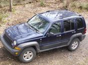 Jeep Liberty 2007 transfert bail