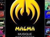 Magma Concerts l'Usine Istres (18/04/09) Théâtre Rhône Bourg Valence (01/05/09)