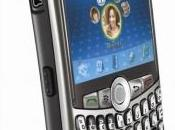 Blackberry Curve numéro ventes devant l'iPhone