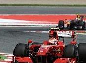 Essais libres Scuderia Ferrari retour