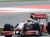 Lewis Hamilton 'Nous n'avons progressé'