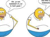 L'avis Héros Homer Simpson back)