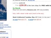 Numérisation Blazac, outil pression d'Amazon éditeurs