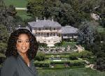 Oprah évacuée
